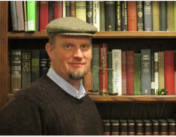 Featured Author: Roger Baker